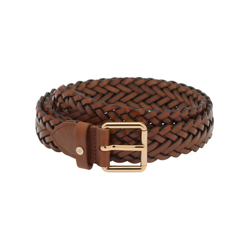 Mulberry Tessie Belt Toast Natural Leather