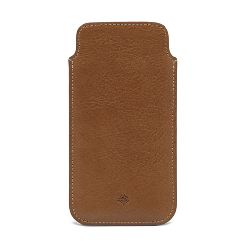 Mulberry iPhone 6 Cover Oak Natural Leather