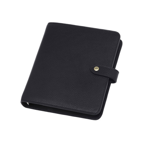 Mulberry Agenda Black Natural Leather