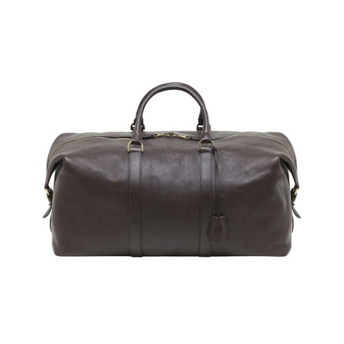 Mulberry Clipper Chocolate Natural Leather