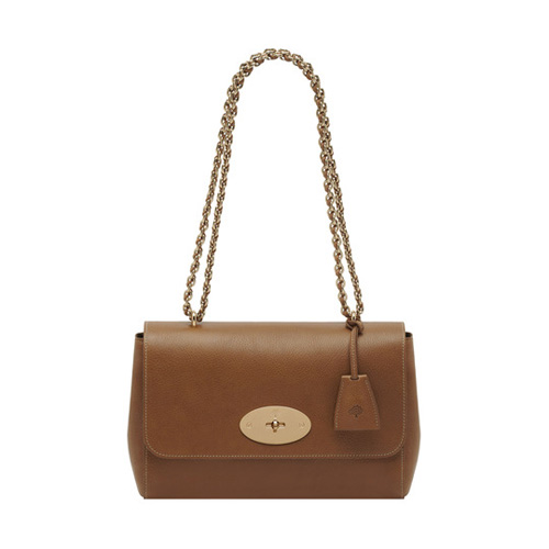 Mulberry Medium Lily Oak Natural Leather