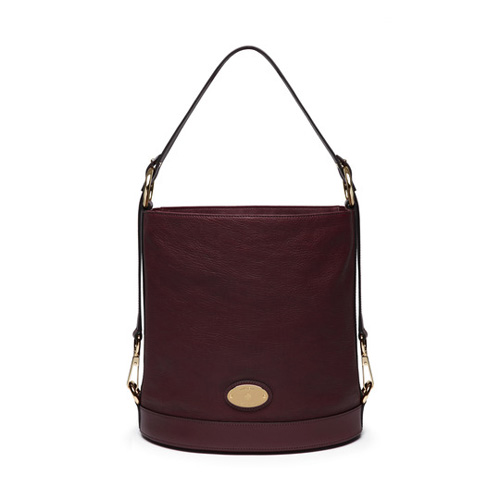 Mulberry Jamie Oxblood Washed Calf