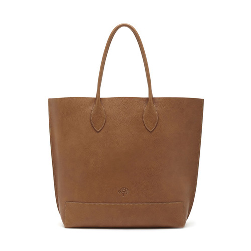 Mulberry Blossom Tote Oak Natural Leather