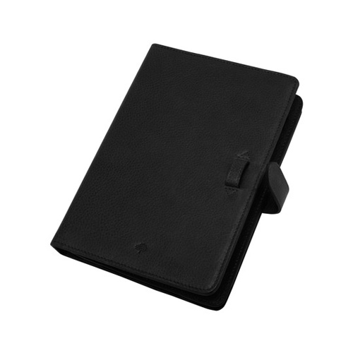 Mulberry iPad Mini Case Black Natural Leather