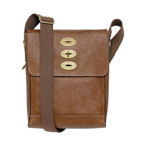 Mulberry Slim Brynmore Oak Natural Leather